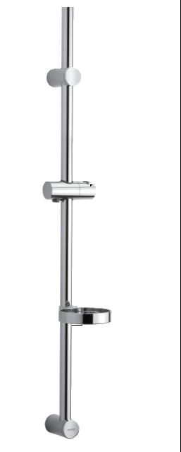 Vario-Brausestange max. 867 mm