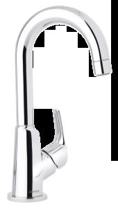 Rowan Piccolo håndvaskarmatur med bundventil