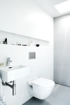 The Pine Basin is a perfect match for the modern bathroom