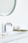 Dansk designad A-pex tvättställsblandare