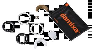 Reservdelar Kit med O-ringar och spärrsegment