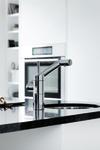Ein-Griff Arc Mixer für die Küche