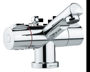 Titan Håndvaskarmatur med bundventil