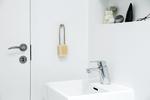 Håndvaskarmatur med bundventil