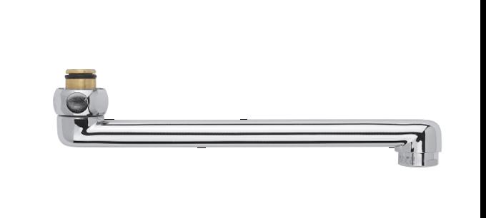 Schwenkauslauf 200 mm