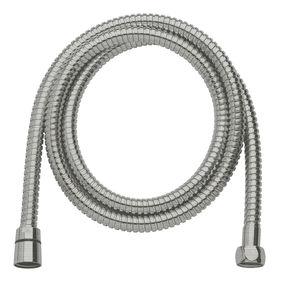 Akcesoria prysznicowe Wąż prysznicowy metalowy 1500 mm (Stal PVD)