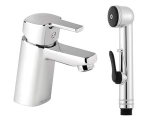 Pine Basin Mixer with sidespray